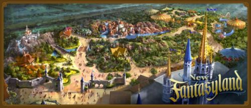 Disney's New Fantasyland