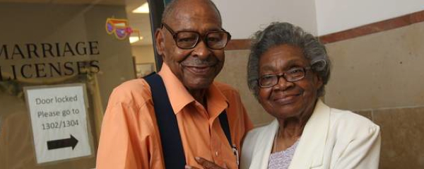 85-Year-Old Couple Remarries After 48 Years of Divorce