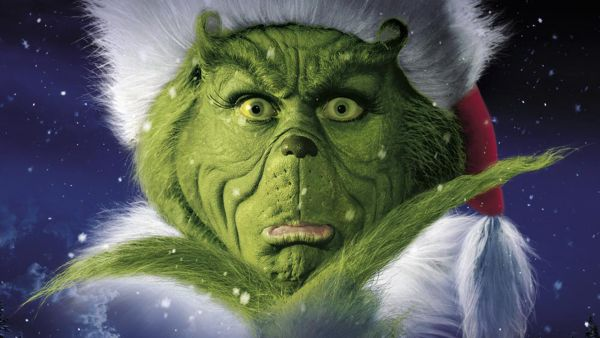 The Grinch (I Mean Mother-in-law) Who Stole Christmas