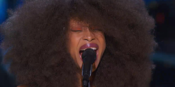 VIDEO: BET Honors 2013 – Erykah Badu Honors Chaka Khan