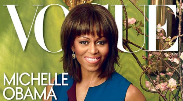 Michelle Obama Covers Vogue: Number One Priority is Family!