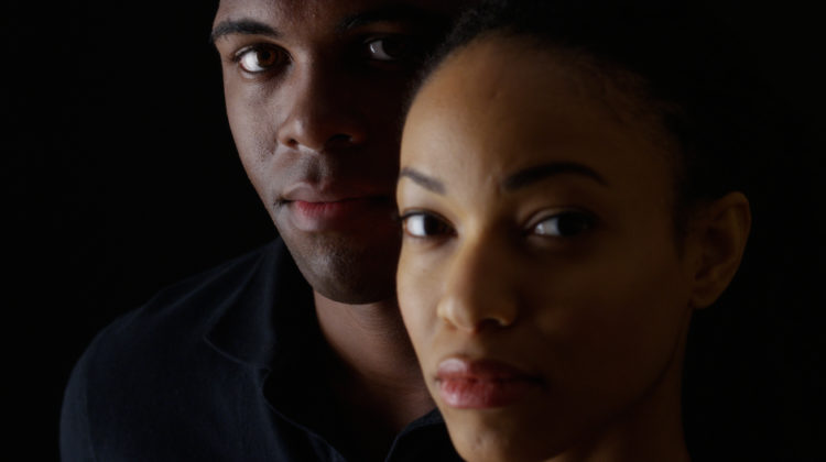 Couple UnHappy Sad Serious healing after being cheated on